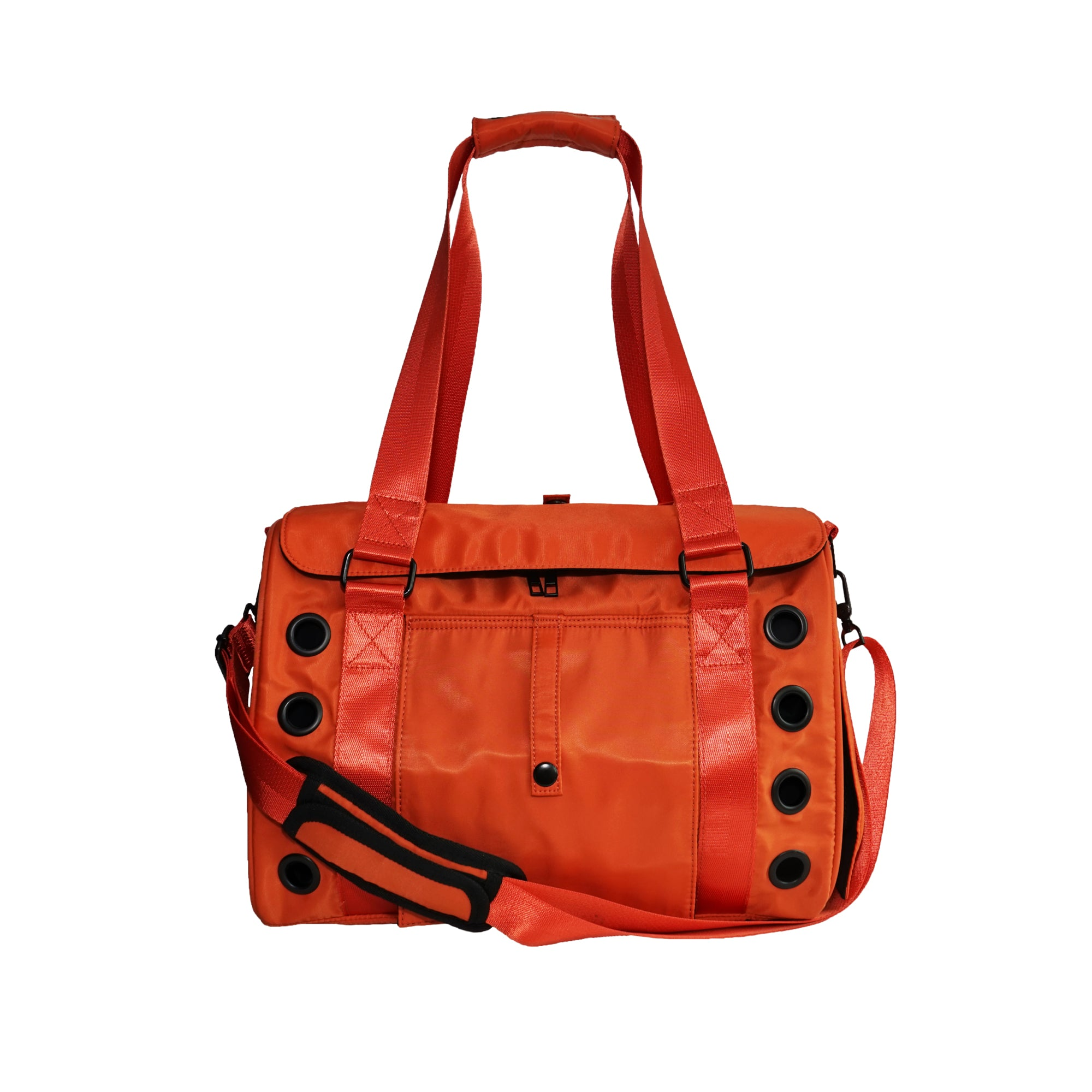 Koala Pet Carrier in Neon Orange (Sporty Nylon) - Candy Apple Ltd