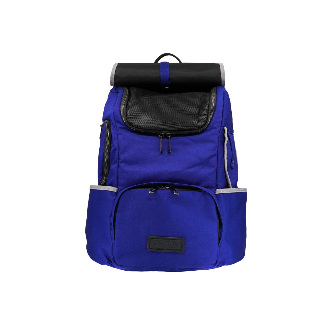 BIEWER BACKPACK CARRIER IN ROYAL BLUE - Candy Apple Ltd