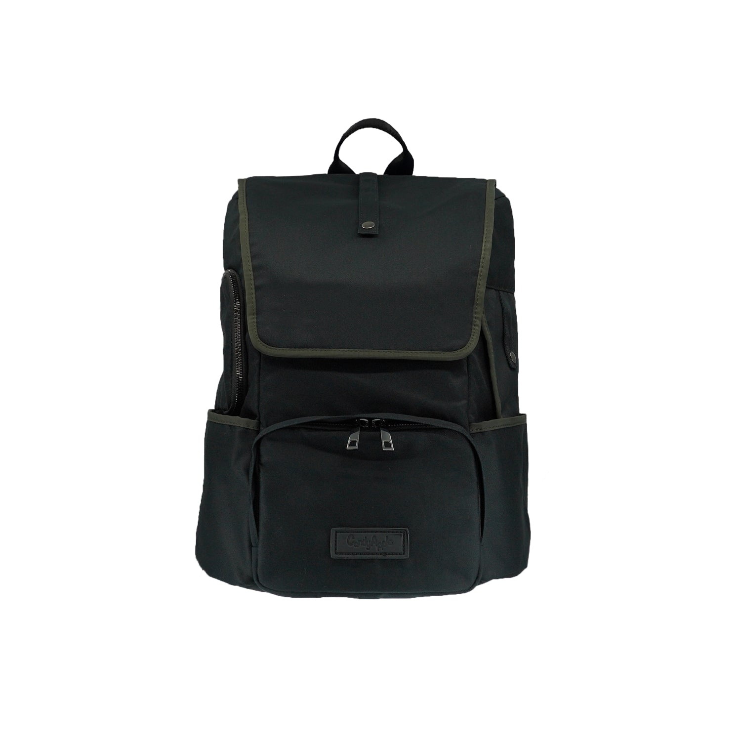BIEWER BACKPACK CARRIER IN SPADE BLACK - Candy Apple Ltd