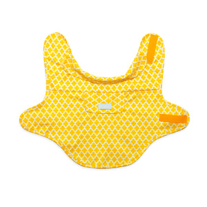 YELLOW ISLAMIC PRINT COOLING VEST - Candy Apple Ltd