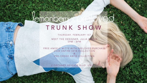 Preloved Trunk Show