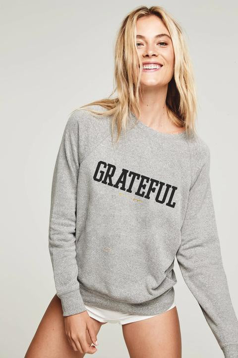 Grateful Old School Pullover