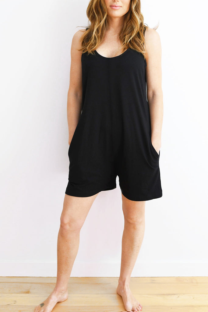 The Shorty Romper