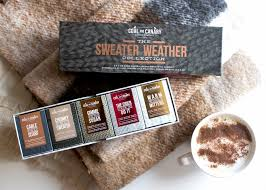 sweater weather box set