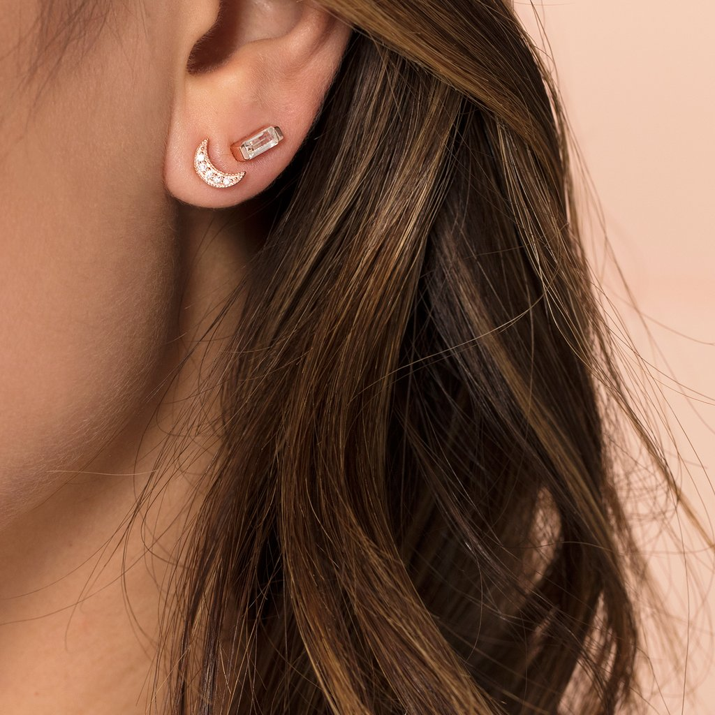 Channel Earring