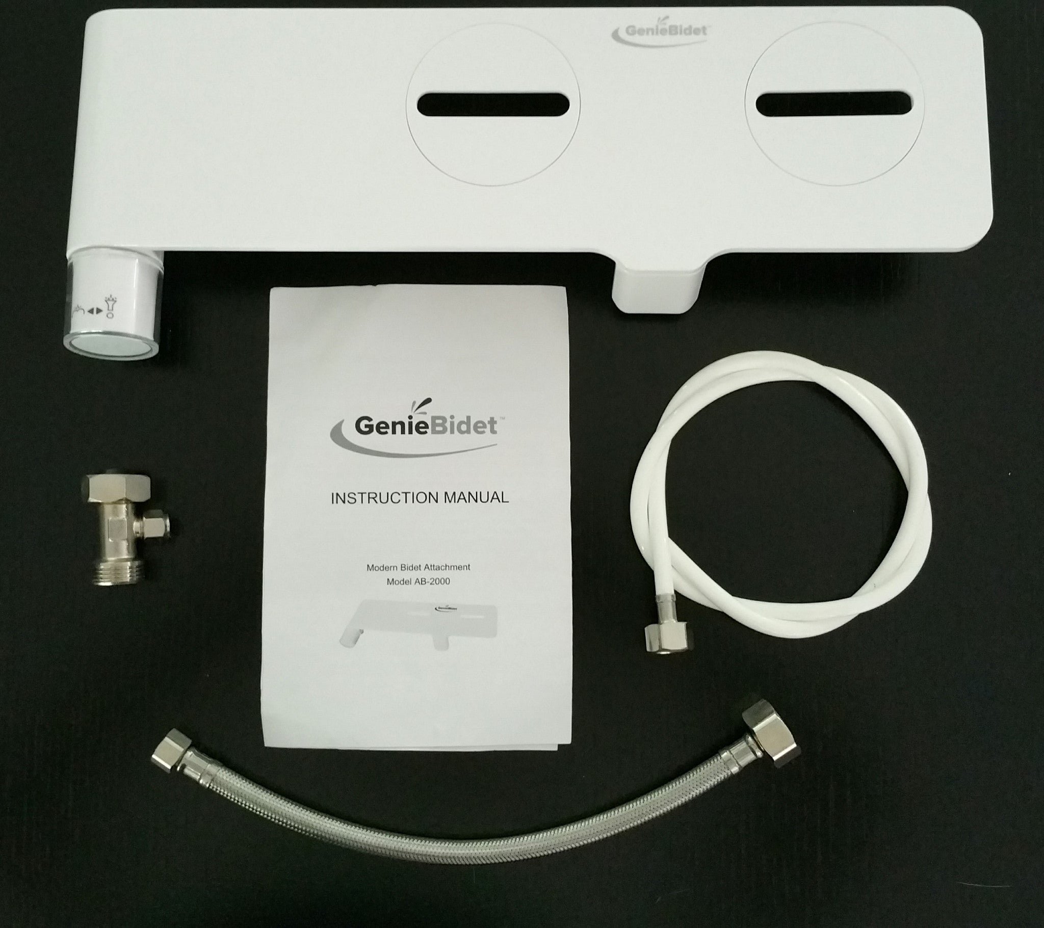 Attachment Bidet by GenieBidet