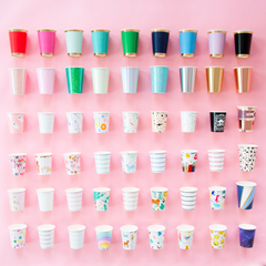 All Cups + Straws