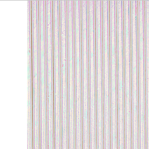 Foil Iridescent Paper Straws from Jollity & Co