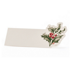 HOLLY-Day Place Cards