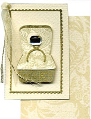 Diamond Ring Gift Enclosure Card