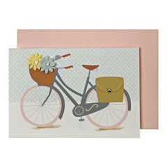 Bike Gift Enclosure Card