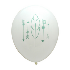 Feather & Arrows Balloons
