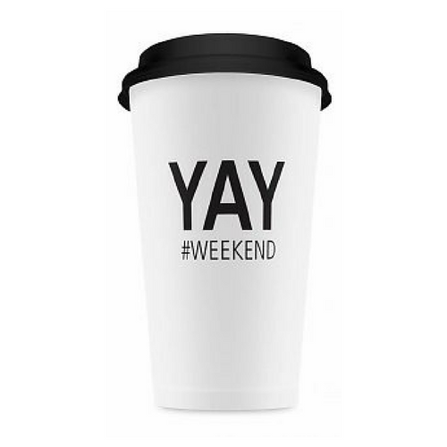 Fun Coffee Cups - YAY