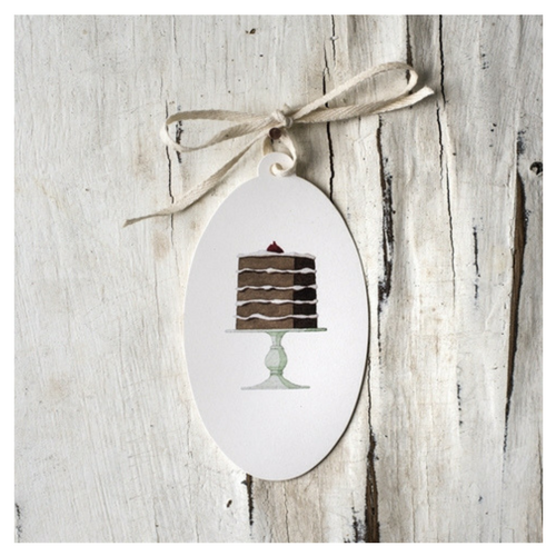 Layer Cake Gift Tags