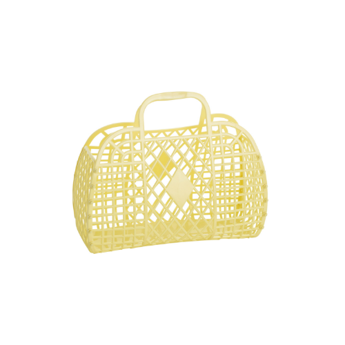 Yellow Jelly Handbags