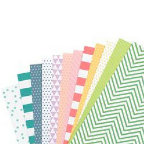 Party Pattern Paper Pad