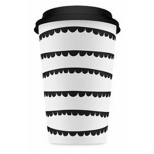 Fun Coffee Cups - Garland