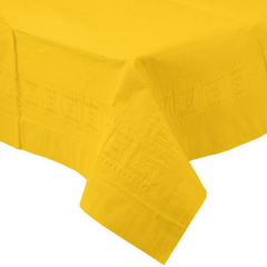 Yellow Tablecloth