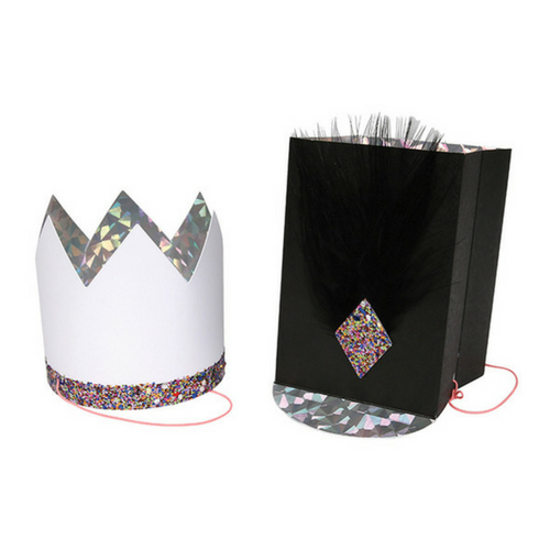 New Year Party Hats