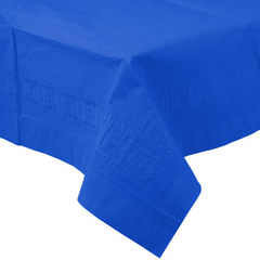 Royal Blue Tablecloth