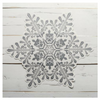 Snowflake Paper Placemats