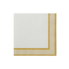Gold Cocktail Napkins