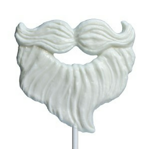 Santa Beard Specialty Lolli