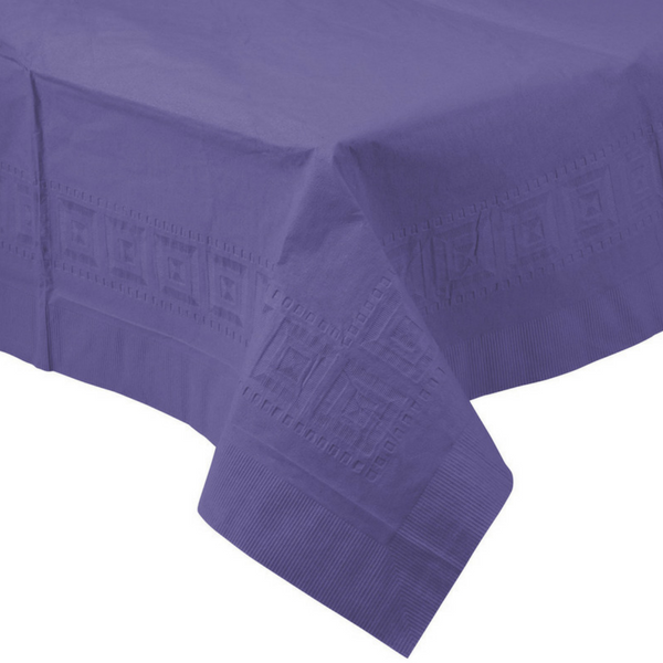 Purple Tablecloth