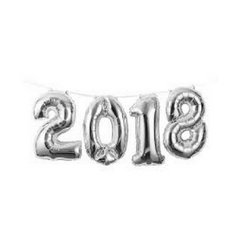 2018 balloon banner kit
