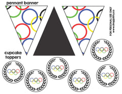 Olympic Printables