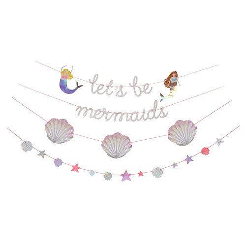 Mermaids Garland
