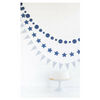 Navy Mini Banner Set