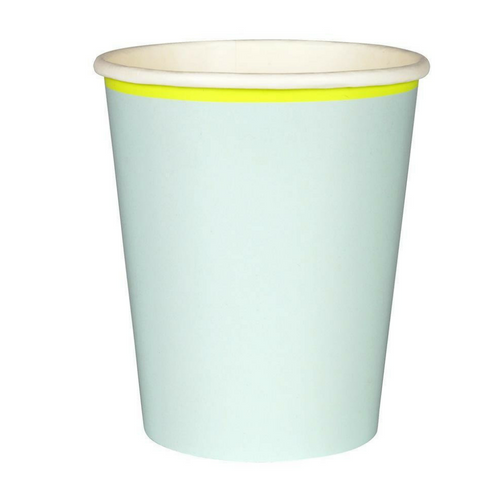 Mint party cups