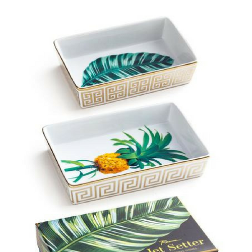 Tropical Nesting Tray