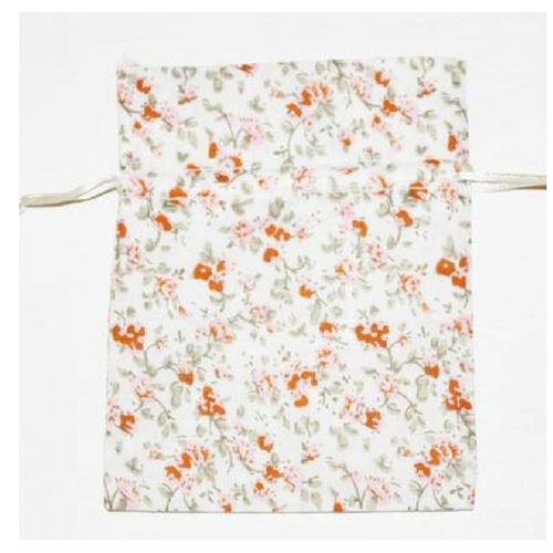 Floral Cotton Treat Bag