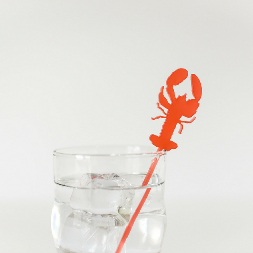 Lobster Drink Stirrers