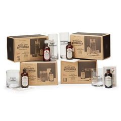 Bittermilk Cocktail Gift Set - Tom Collins with Elderflower and Hops