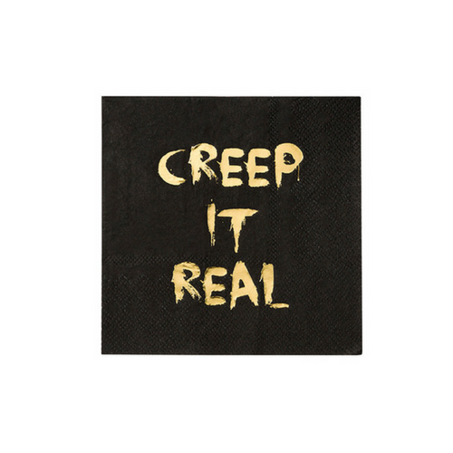 Creep It Real Napkin