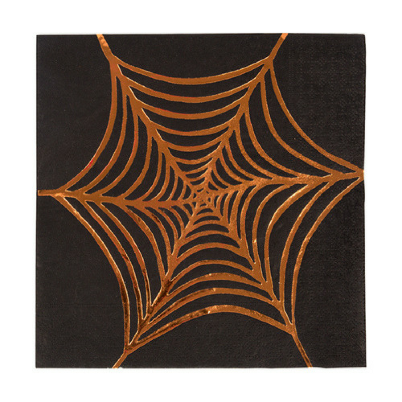 Spider Web Napkins