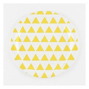 Triangle Patterned Plates