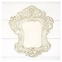 Gilded Gold Frame Placemat