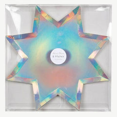 Holographic Star Plates