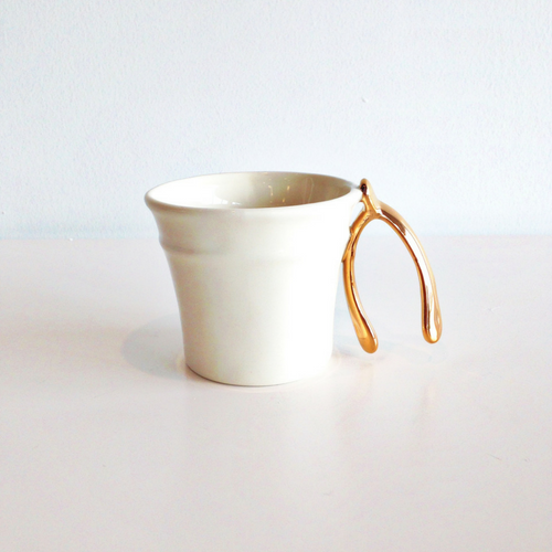 Wishbone Mug - White