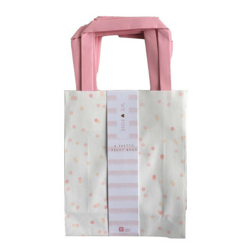 Pretty Pink Treat Bags
