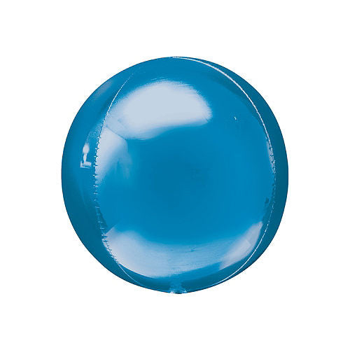 Blue Orbz Balloon