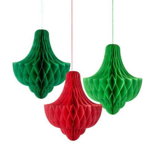 Bauble Honeycombs
