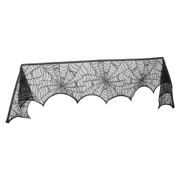 Lace Mantel Spiderweb