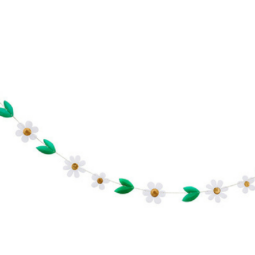 Daisy Flowers Garland