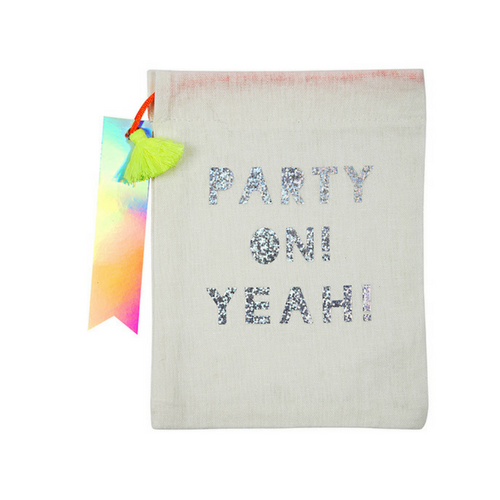 Party On Yeah! Gift Bag