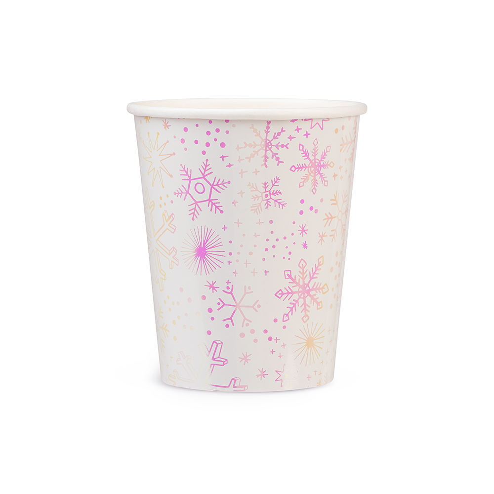 Frosted 9 oz Cups from Daydream Society
